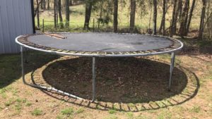Why is My Trampoline Not Bouncy